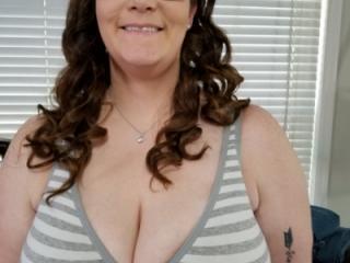 Bbw wife Nichole knockers