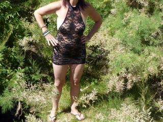 Naughty in the woods