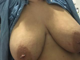 Degrade my chunky BBW body and i might post more strip pics