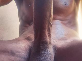 Cock hard for you now