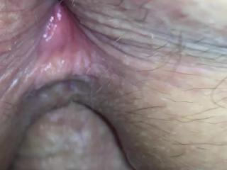 Wife's juicy pussy!!