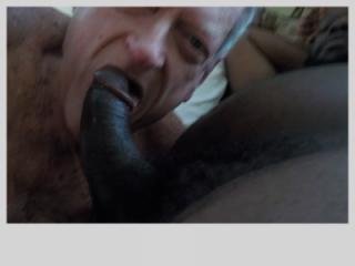 Love a thick, big black cock