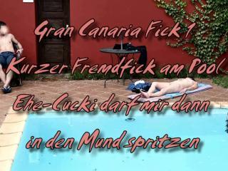 Gran Canaria Fuck 1