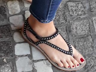 feet shoe