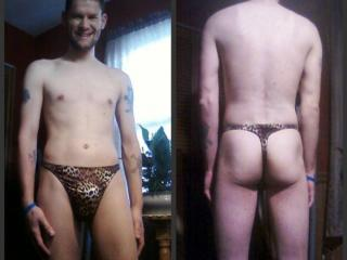 Various ass and body shots