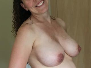 Check out her tits