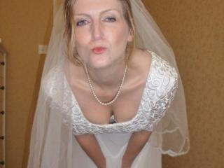 More dress up as bride