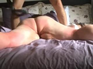 Ass & Pussy BEATING!