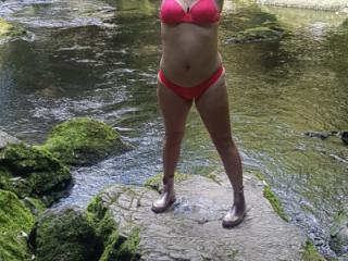 Riverside fun