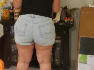 Jean shorts part 2